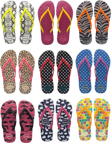 3d5ace5826b9 And there are some funky new designs in. havaianas-2013