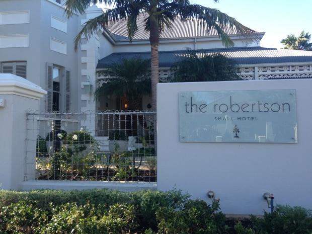 Robertson Small Hotel